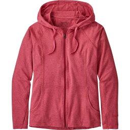 パタゴニア パタゴニア Patagonia レディース パーカー トップス【seabrook full zip hoodie】Reef Pink