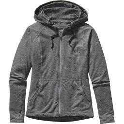 パタゴニア パタゴニア Patagonia レディース パーカー トップス【seabrook full zip hoodie】Drifter Grey