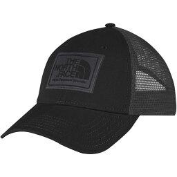 ザ・ノース・フェイス ザ ノースフェイス The North Face メンズ キャップ トラッカーハット 帽子【Mudder Trucker Hat】TNF Black/Asphalt Grey/TNF BLack