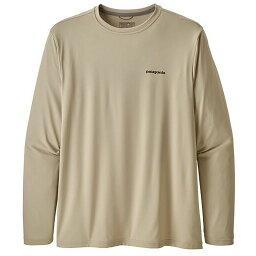 パタゴニア パタゴニア Patagonia メンズ トップス 【Fish Graphic Capilene Cool Long Sleeve Shirt】Golden Dorado/Pelican
