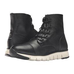 コールハーン コールハーン メンズ シューズ・靴 ブーツ【Zerogrand Cap Toe Boot】Black