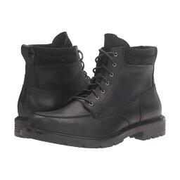 コールハーン コールハーン メンズ シューズ・靴 ブーツ【Grantland 6 Inch Lace-Up Water Proof】Black Water Proof