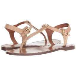 コーチ コーチ レディース シューズ・靴 サンダル・ミュール【T-Strap Sandal】Beechwood Patent Leather