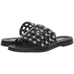 スティーブマデン スティーブ マデン Steve Madden レディース サンダル・ミュール シューズ・靴【Sachi】Black
