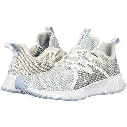 リーボック リーボック Reebok レディース ランニング・ウォーキング シューズ・靴【Fusium Run 2.0】White/Cold Grey/Denim Glow
