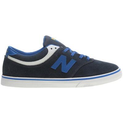 ニューバランス メンズ シューズ・靴 スニーカー【Numeric Quincy 254 Skate Shoes】Blue/ White