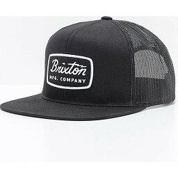 ブリクストン ブリクストン BRIXTON メンズ キャップ トラッカーハット 帽子【Brixton Jolt Black Trucker Hat】Black