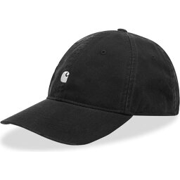 カーハート カーハート Carhartt WIP メンズ キャップ 帽子【madison logo cap】Black/White