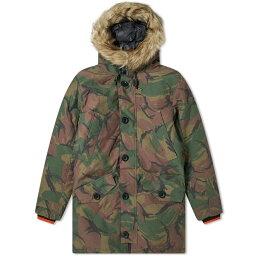 ラルフローレン ラルフ ローレン Polo Ralph Lauren メンズ コート アウター【annex parka jacket】British Elmwood Camo