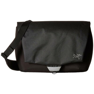 アークテリクス メンズ バッグ メッセンジャーバッグ【Fyx 13 Bag】Black