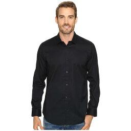 カルバン・クライン カルバンクライン メンズ トップス シャツ【Long Sleeve Infinite Cool Button Down Oxford Shirt】Black