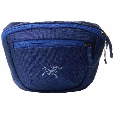 アークテリクス メンズ 財布・時計・雑貨 ポーチ【Maka 1 Waistpack】Olympus Blue