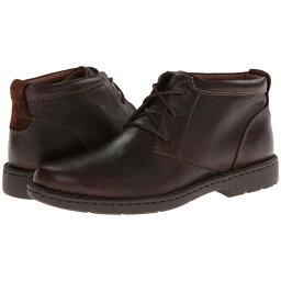クラークス クラークス メンズ シューズ・靴 ブーツ【Stratton Limit】Brown Leather