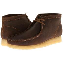 クラークス クラークス メンズ シューズ・靴 ブーツ【Wallabee Boot】Beeswax Leather