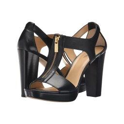 マイケル コース マイケル コース レディース シューズ・靴 サンダル・ミュール【Berkley Sandal】Black Vachetta