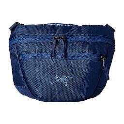 アークテリクス アークテリクス メンズ バッグ ボディバッグ・ウエストポーチ【Maka 2 Waistpack】Olympus Blue