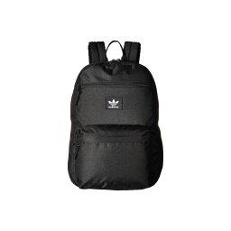 アディダス アディダス レディース バッグ バックパック・リュック【Originals National Backpack】Black
