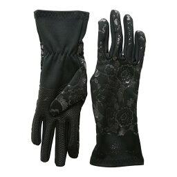 アディダス 手袋(メンズ) アディダス adidas by Stella McCartney レディース 手袋・グローブ【Run Gloves】Black/Reflective Silver