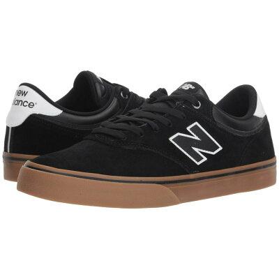 ニューバランス New Balance Numeric メンズ シューズ・靴【NM255】Black/Gum