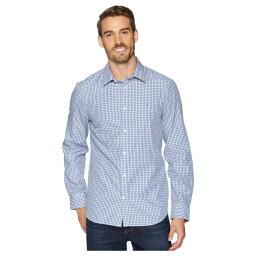 カルバン・クライン カルバンクライン Calvin Klein メンズ シャツ トップス【The Cotton-Cashmere Shirt】Ocean Breeze