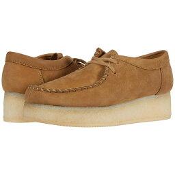 クラークス クラークス Clarks レディース ローファー・オックスフォード シューズ・靴【Wallacraft Lo】Oak Nubuck