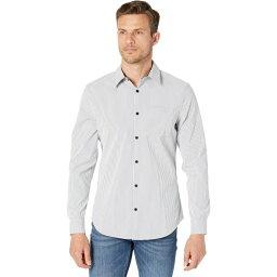 カルバン・クライン カルバンクライン Calvin Klein メンズ シャツ トップス【Move 365 Stripe Shirt】Black