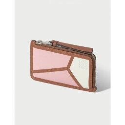 ロエベ 名刺入れ ロエベ Loewe レディース カードケース・名刺入れ 【Puzzle Coin Cardholder】Icy Pink/Soft White
