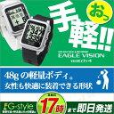 ゴルフ用GPS 【FG】EAGLE VISION イーグルビジョン ウォッチ watch4 EV-717 (ゴルフ用 腕時計型GPS距離測定器)【U10】