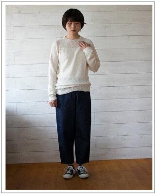 INVERALLAN(インバーアラン)クルーネックセーター(Men's)【正規品】