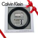 カルバンクライン ベルト(メンズ) カルバンクライン Calvin Klein cK メンズ ベルトセット [CK-74203]