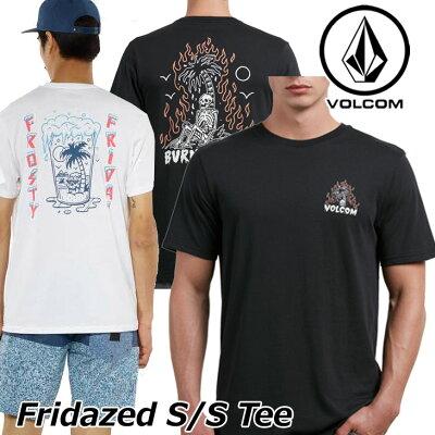 volcom ボルコム tシャツ Fridazed S/S Tee メンズ 半袖 A5011807 【返品種別OUTLET】