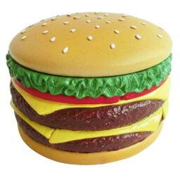 ハンバーガーの小物入れ 雑貨 おもしろ 小物入れ プチコンテナ ハンバーガー インテリア雑貨 RH-580 小物入れ ケース