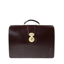 ホワイトハウス・コックス ホワイトハウスコックス【Whitehouse Cox】型番:L9505(ハバナ) ブリーフケース 鞄 ブライドルレザー 牛革(ブラウン)