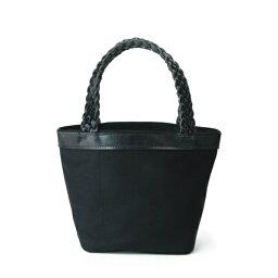 ホワイトハウス・コックス ホワイトハウスコックス【Whitehouse Cox】型番:L1116(ブラック×ブラック) トートバッグ 鞄 コットンツイルキャンバス ブライドルレザー 牛革