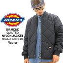 ディッキーズ ディッキーズ Dickies ディッキーズ ジャケット メンズ 大きいサイズ 61242 [Dickies ディッキーズ アウター 大きいサイズ メンズ キルティング ジャケット ナイロンジャケット ブルゾン ディッキーズ 防寒 秋冬 大きい XL XXL LL 2L 3L] (USAモデル)