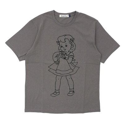 【期間限定!!店長気まぐれセール!!】アンダーカバー UNDERCOVER BRAINWASH GIRL TEE Tシャツ 200007532522 【新品】