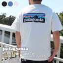 【14:00までのご注文で即日発送可能】 新品 パタゴニア Patagonia 21SS M's P-6 Logo Organic T-Shirt P-6ロゴ オーガニック Tシャツ 38535 メンズ レディース 2021SS 新作