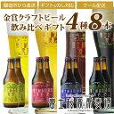 受賞ビール 【ビールギフト】「富士桜高原麦酒4種8本セット」金賞受賞のクラフトビール飲み比べ!【地ビール】【楽ギフ_のし】【楽ギフ_のし宛書】
