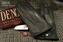 デンツ 手袋(メンズ) ■TRAD SALE! DENTS手袋 / デンツ手袋 / DEERSKIN [ ブラック / BLACK ] 15-1544B 【楽ギフ_包装】