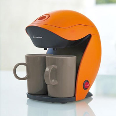 送料無料 recolte(レコルト) KAFEE DUO (カフェ・デュオ) 3色 2カップ・コーヒーメーカー マグカップ 2個付き! 。