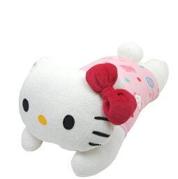 キティちゃん 【20%OFF】【HELLO KITTY】ハローキティ キティちゃん抱き枕(だきまくら) 約42×22cm抱枕 ぬいぐるみ(ヌイグルミ) 西川寝具 ジュニア・子供向けグッズ 抱きぐるみ 抱きぬいぐるみ