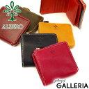 ノベルティ付&無料ラッピング アルベロ 二つ折り財布 ALBERO 財布 レディース L字ファスナー BOX型小銭入れ 本革 PIERROT ピエロ コンパクト 日本製 6429