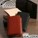 コルボ 財布(メンズ) 【楽天カードで23倍 | 7/15限定】 もれなく選べるWノベルティ | コルボ CORBO 財布 コルボ 二つ折り財布 GOAT ゴート メンズ 革 レザー corbo. 1LJ-1302