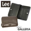 無料ラッピング Lee 財布 LEE リー 二つ折り財布 サイフ レザー 本革 小銭入れあり メンズ レディース 320-1605