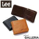 無料ラッピング Lee 財布 LEE リー loose 二つ折り財布 小銭入れ レザー 革 メンズ レディース 320-1925