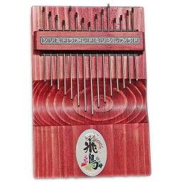 ゆびピアノ プラス おやゆびピアノ TP-15 ワインレッド:WINE RED (2オクターブ)サムピアノ・カリンバ【送料無料】【smtb-KD】【RCP】【おとをだしてあそぶーGGR】TP15:-as