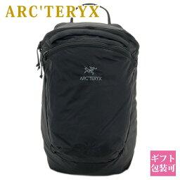 アークテリクス アークテリクス ARCTERYX リュックサック インデックス 15 メンズ ナイロン ブラック 18283 プレゼント