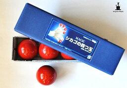 ボール キャッシュレスポイント還元対象/【手品 マジック】テンヨー マジックシカゴの四ツ玉 (大[赤])