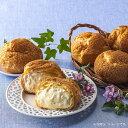 クッキー 【メーカー直送】北海道 ベイクド・アルルじっくり窯焼き クッキーシューギフト(21-100305)