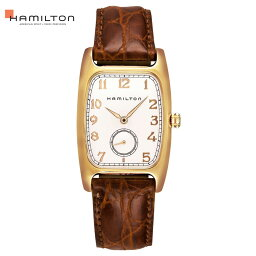 ハミルトン ボルトン 腕時計(レディース) 【ポイント10倍】ハミルトン アメリカン クラシック ボルトン HAMILTON American Classic Boulton H13431553 送料無料 腕時計